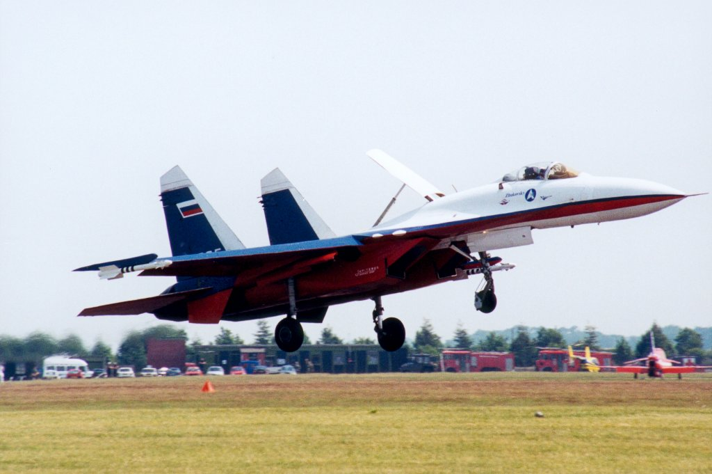 Sukhoi Su-27P Flanker