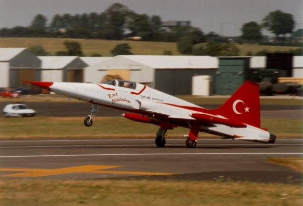 [Turkish Stars NF-5A]