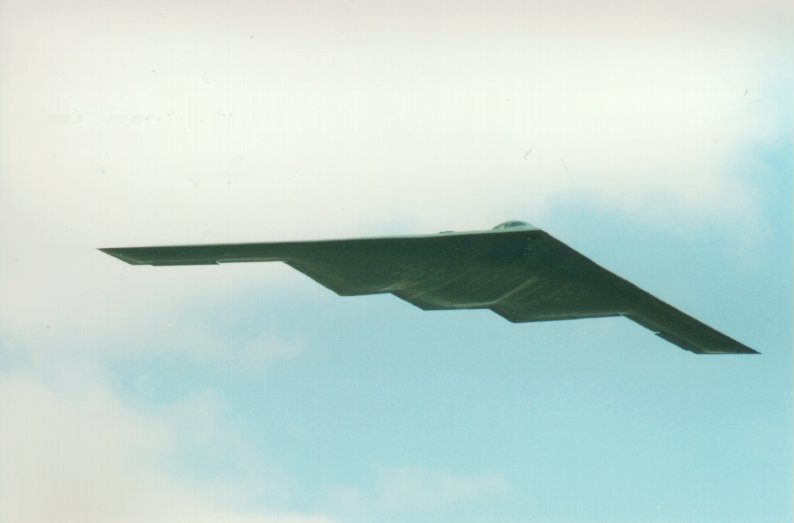 Northtop B-2A Spirit, United States Air Force