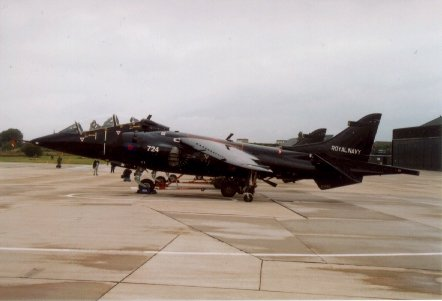 [899sqn/RN Harrier T8]