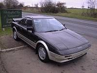 Nick Challoner's MR2