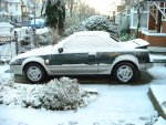 Wintry MR2