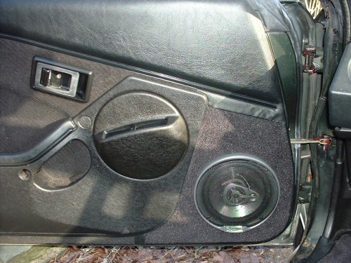 toyota MR2 Mark 1 Audio System Upgrade